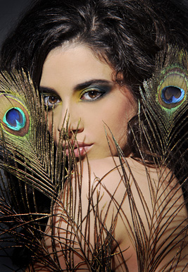 rbeauty and make up by fashion photographer uk james nader